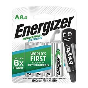勁量 極至型充電池 AA 2300mAh - 4粒裝