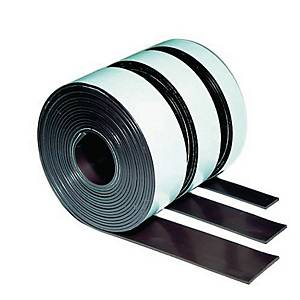 Adhesive magnetic tape 25 mm x 1 m