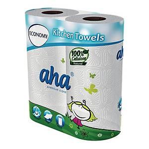 Ręczniki kuchenne AHA, 2 rolki