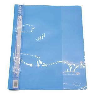 Bantex A4 Management File - Paradise Blue - Pack of 12