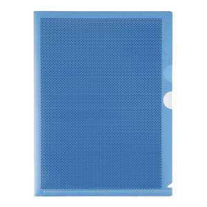 Plus Camouflage Folder With Divider Blue