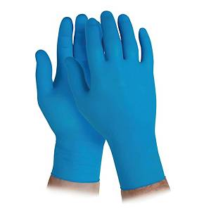 Kimberly-Clark G10 Arctic Blue Thin Gloves - Size L