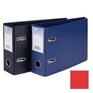 EMI-File PVC A5 Voucher File 75mm Red