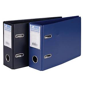 EMI-File PVC A5 Voucher File 75mm Black