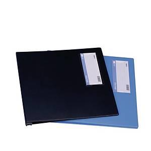 EMI-File PVC A4 Computer File Black