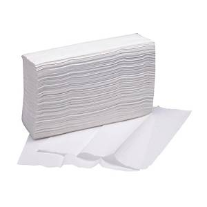 Multifold Hand Towel 250 Sheets 1 Ply - Pack of 16