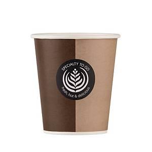 Huhtamäki Coffee to Go kuumakuppi 250ml, 1 kpl=80 kuppia