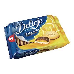 DELICJE CAKES ORANGE 294G