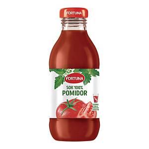 Sok pomidorowy FORTUNA, zgrzewka 15 butelek x 0,3 l