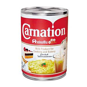 CARNATION นมข้นจืด 405 กรัม