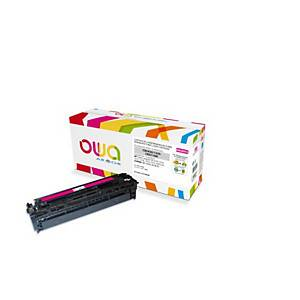 Owa K15106 Compatable F/Hp Cb543A Magenta