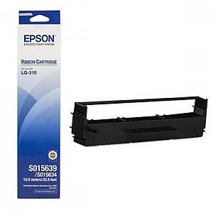 EPSON C13S015639 Printer Ribbon - Black