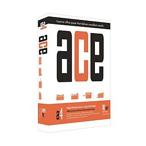 ACE A4 White Paper 80gsm - Ream of 500 Sheets