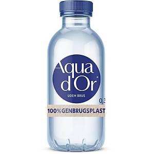 Kildevand Aqua D or, 300 ml, karton a 20 flasker