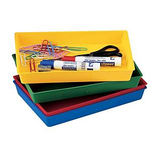 FAIBO TABLE PAPER TRAY ASSORTED COLORS