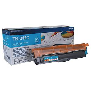 Brother TN-245 laser cartridge blue high capacity [2.200 pages]
