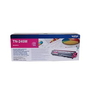 Lasertoner Brother TN245M, 2.200 sider, magenta
