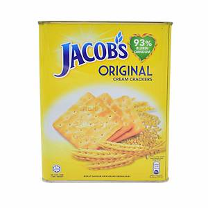 Jacob Orignal Cream Crackers 800g