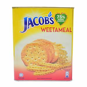 Jacob Weetameal Biscuits 750g