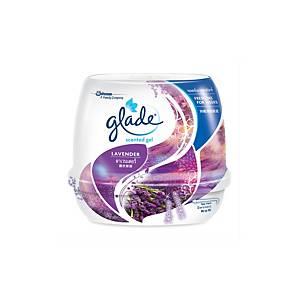 GLADE เจลหอมปรับอากาศ เซ็นท์เต็ด กลิ่นลาเวนเดอร์ 180 กรัม