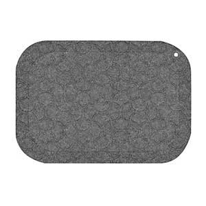 Ståmåtte StandUp, 53 x 77 cm, grå
