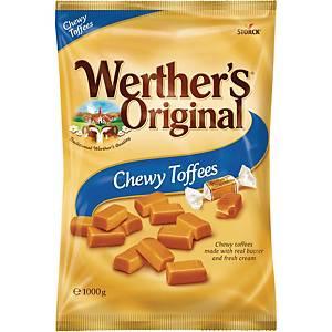 WERTHER S TOFFEES 1000 GRAM