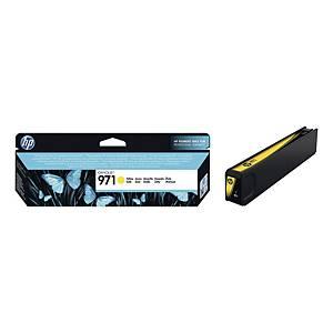 Tintenpatrone HP No.971 CN624AE, 2500 Seiten, yellow