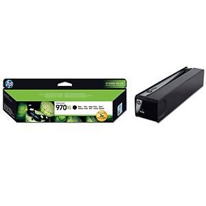 HP 970XL CN625AE mustesuihkupatruuna musta