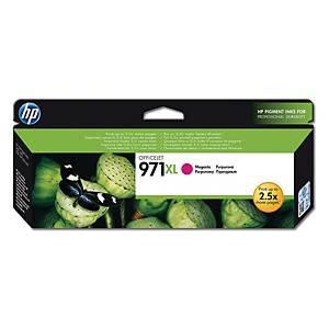 HP 971XL High Yield Magenta Original Ink Cartridge (CN627AE)