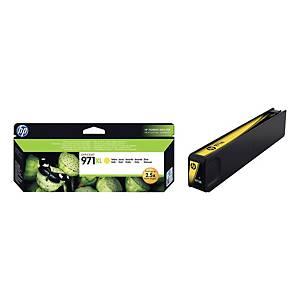 Tintenpatrone HP No.971XL CN628AE, 6600 Seiten, yellow