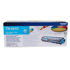 Toner Brother TN-241C, 1400pages, cyan