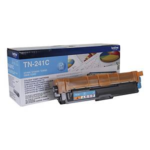 Brother TN-241 toner cartridge, cyaan