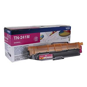 Brother TN-241 laser cartridge red [1.400 pages]