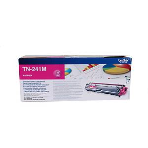 Lasertoner Brother TN241M, 1 400 sider, magenta