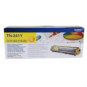 Toner Brother TN-241Y, 1400pages, jaune