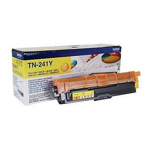 BROTHER TN-241Y TONER CART YLLW