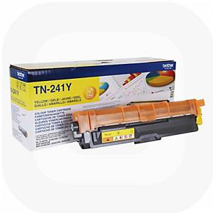Brother TN-241 laser cartridge yellow [1.400 pages]