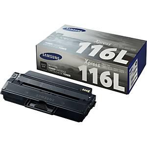 Cartouche toner Samsung MLT-D116L (SU828A), noire, haute capacité