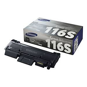 Cartouche toner Samsung MLT-D116S (SU840A), noire, haute capacité