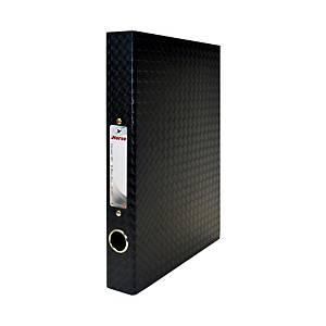 HORSE H-127 2-O-Ring Binder Folder A4 1.5   Black