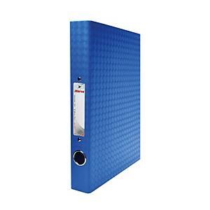 HORSE H-127 2-O-Ring Binder Folder A4 1.5   Blue