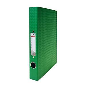 ตราม้าแฟ้ม 2 ห่วง H-127 A4 สัน 1.5 นิ้ว สีเขียว