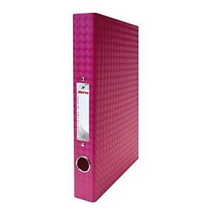 HORSE H-127 2-O-Ring Binder Folder A4 1.5   Pink