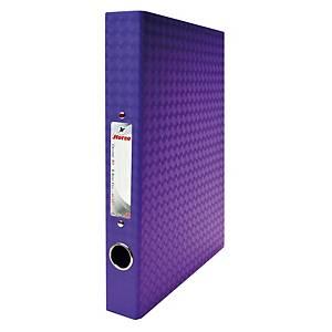 HORSE H-127 2-O-Ring Binder Folder A4 1.5   Purple