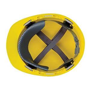 MSA V-GARD หมวกนิรภัย GB ปรับหมุน เหลือง