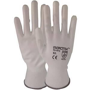 MICROTEX ถุงมือ คอตตอน L 1 คู่