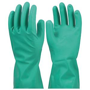 MICROTEX 15 MIL GLOVES NITRILE PAIR MEDIUM