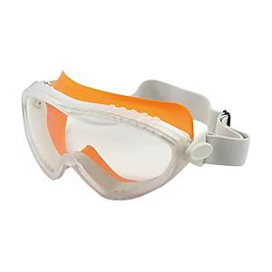 SYNOS GH5100-AF SAFETY GOGGLES ANITIFOG COATED