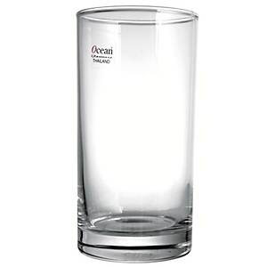 OCEAN DRINKING GLASS TALL PACK OF 6