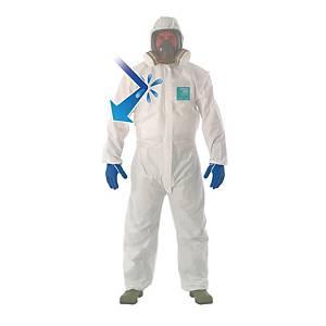 Tuta di protezione monouso Ansell Alphatec® 2000 Comfort bianco tg M